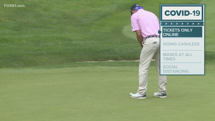 Travelers Championship tickets go on sale May 25, health and safety guidelines released