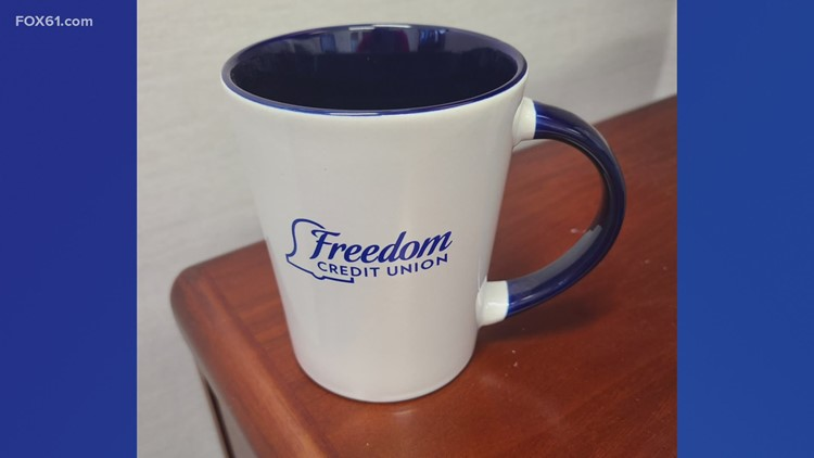 Coffee Cup Salute: Freedom Credit Union
