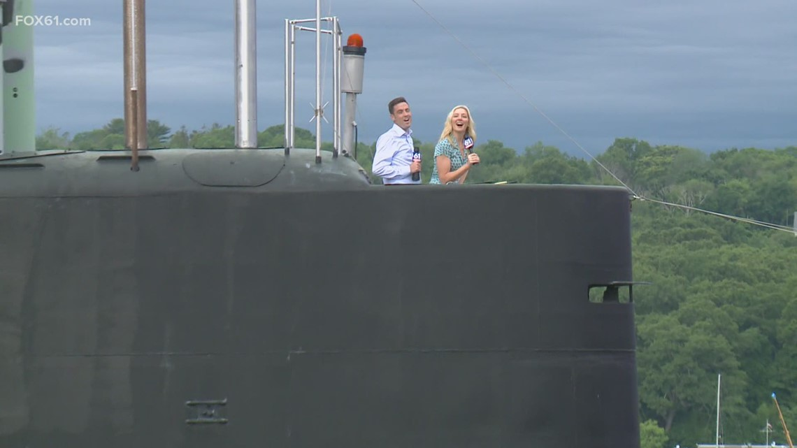CT Bucket List: Submarine Force Library and Museum