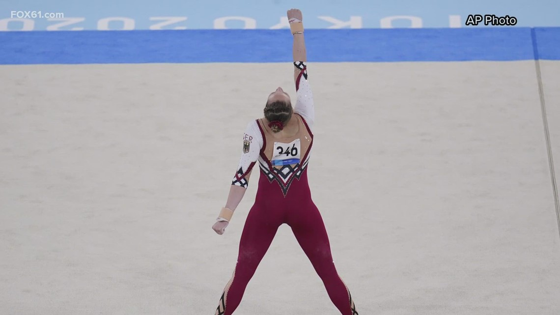 Family First | A change for gymnasts' uniforms takes center stage