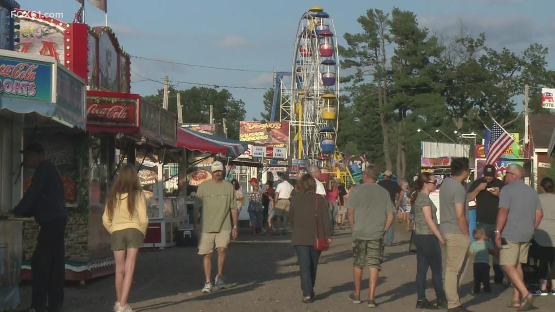 Four Town Fair kicks off in Somers