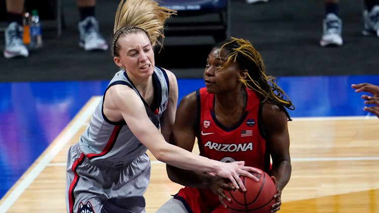 UConn falls to Arizona in Final Four 59-69