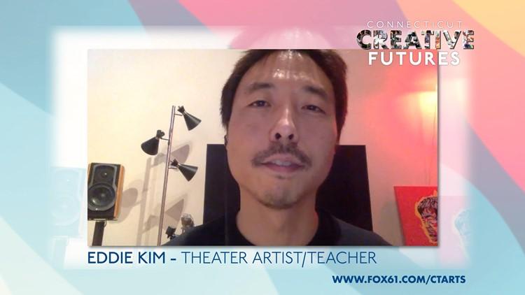 Meet Theater Artist Eddie Kim
