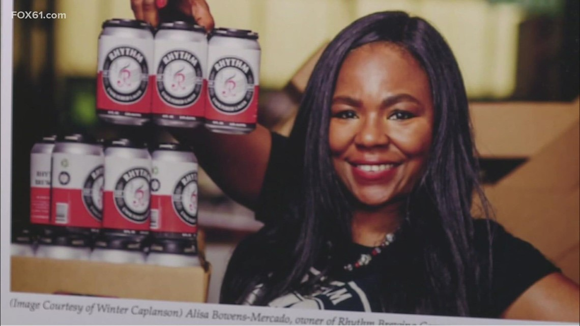 Black Business Month spotlight: Rhythm Brewing Co. in New Haven