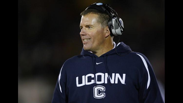 UConn head coach Randy Edsall announces retirement at the end of the season