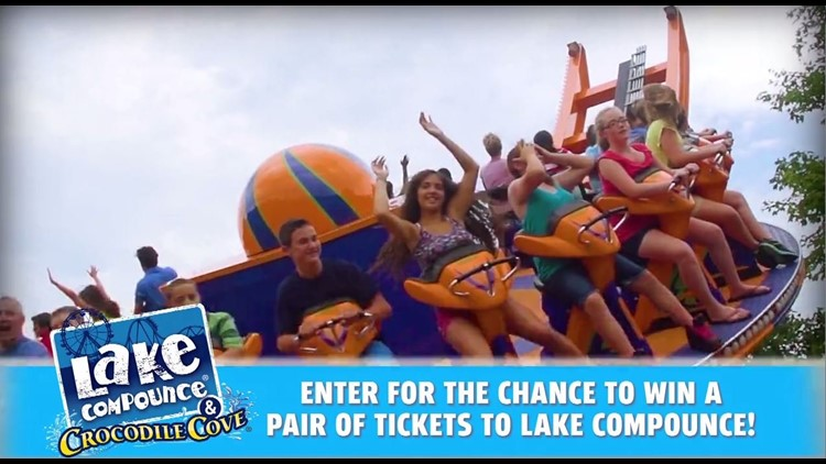 61 Days Of Summer: Tickets to Lake Compounce
