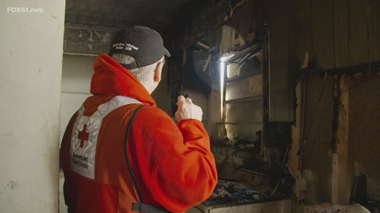 First and Finest: Rocky Hill murder investigation; Escaping from a fire in the home