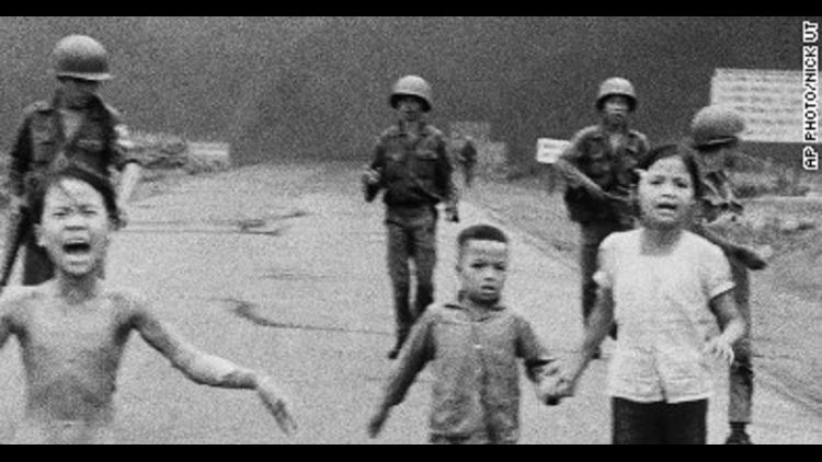 After Outcry Facebook Will Reinstate Iconic Vietnam War Photo Fox61 Com