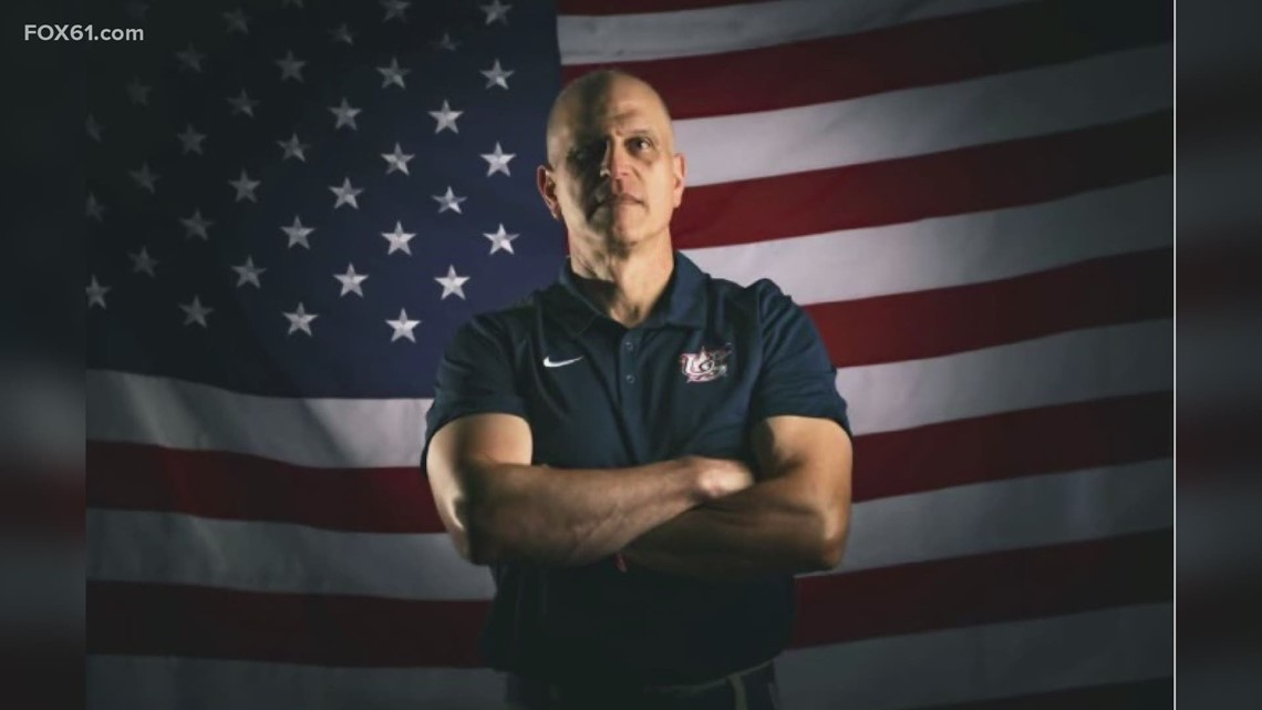 CT coach heads to his third olympics, first summer games