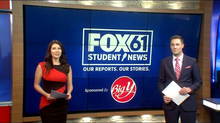 Watch Now: 2021 FOX61 Student News Awards Show