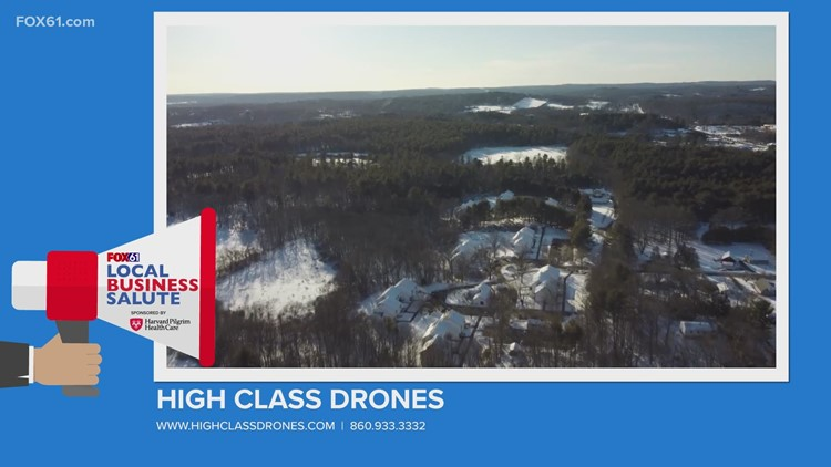 Local Business Salute: High Class Drones