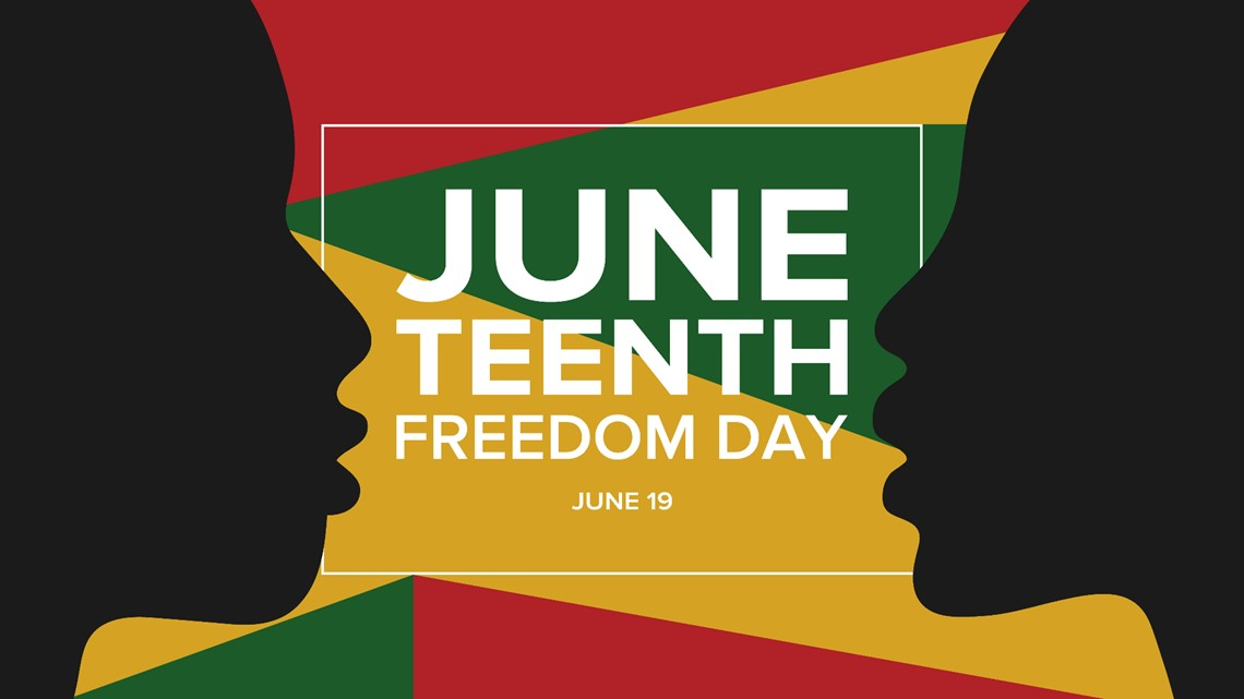 Here are the Juneteenth 2021 celebrations across Connecticut