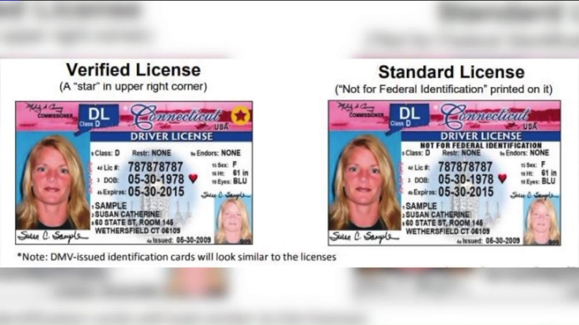 Connecticut ahead of other states in process to switch to real ID