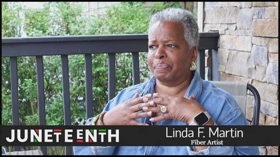 Celebrating Juneteenth | Descendant of Georgia slave shares her great, great, great, grandmother's journey to Hartford