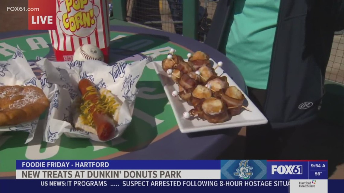 Foodie Friday: Dunkin' Donuts Park