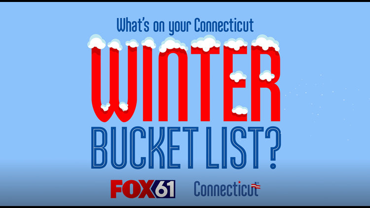 The Winter Connecticut Bucket List is back!