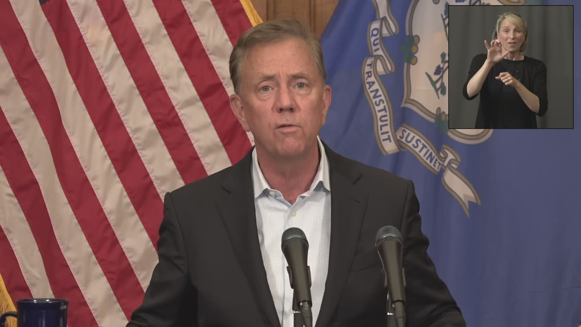 Gov. Lamont to provide update on Hartford HealthCare COVID-19 testing @ 10 a.m.