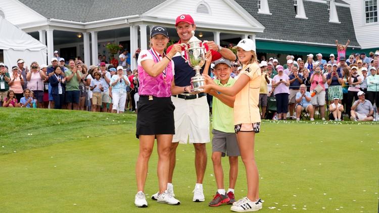 Annika Sorenstam wins US Senior Women's Open by 8 strokes