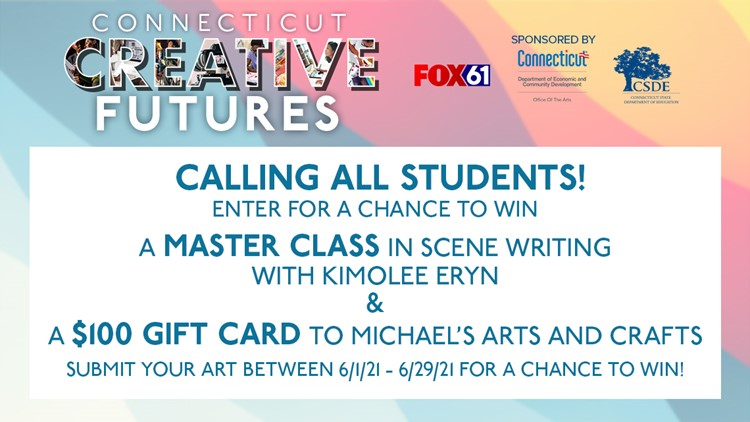 June CT Arts Contest | Calling all students!