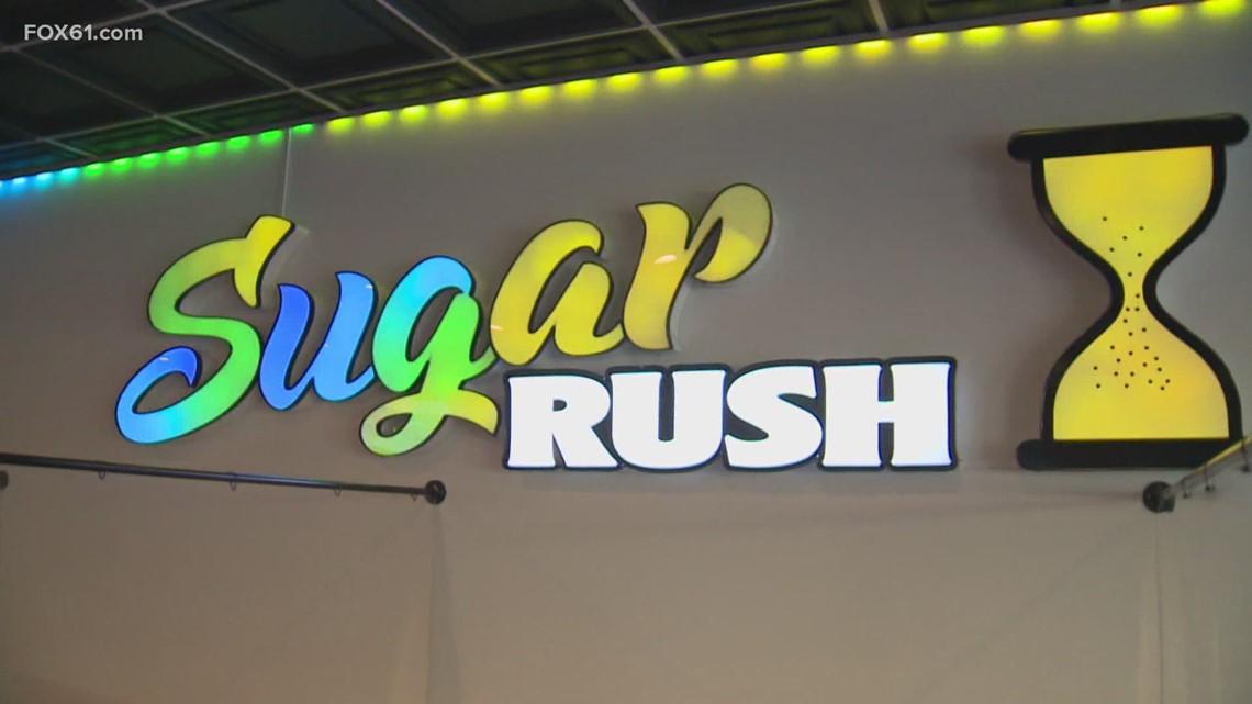 Foodie Friday: Sugar Rush in Shelton