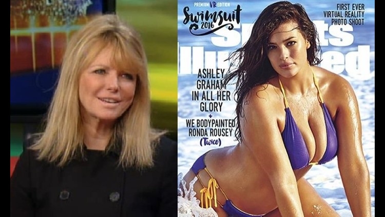 Cheryl Tiegs Blasts Sports Illustrated For Putting Full Figured Ashley Graham On Swimsuit Cover Fox61 Com