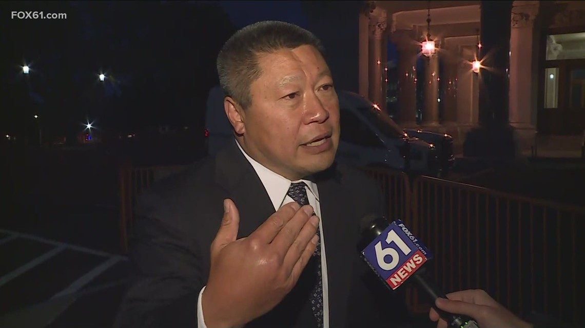 State Sen. Tony Hwang discusses recently passed absentee voting bill