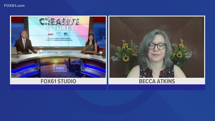 CT Creative Futures: Becca Atkins from Artreach