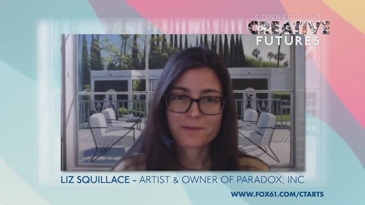 Visual Artist Liz Squillace