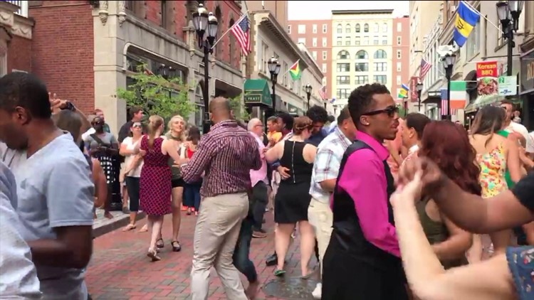 Movie set, community events to impact some streets in Hartford this weekend
