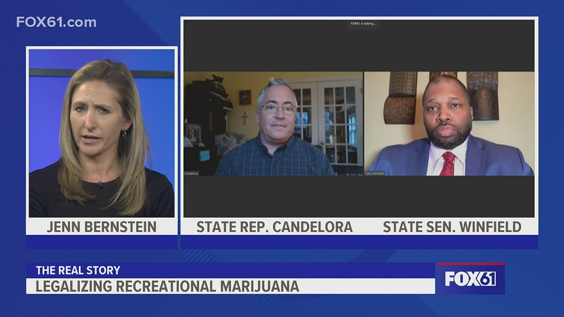 The Real Story | Pros and cons of legalizing marijuana in CT