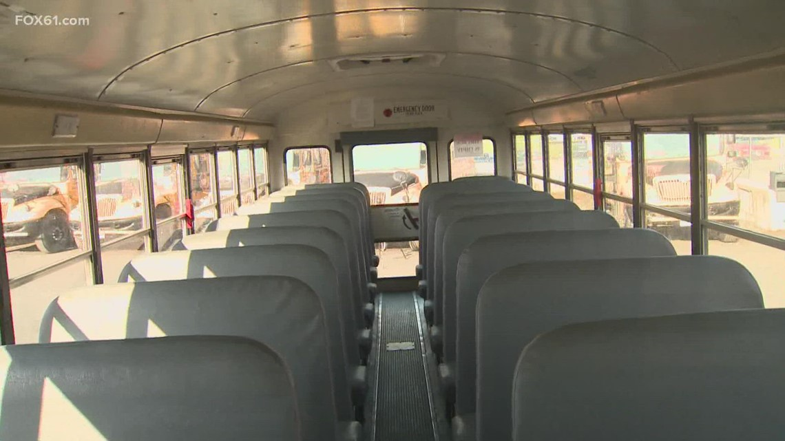 Connecticut bus driver shortage continues