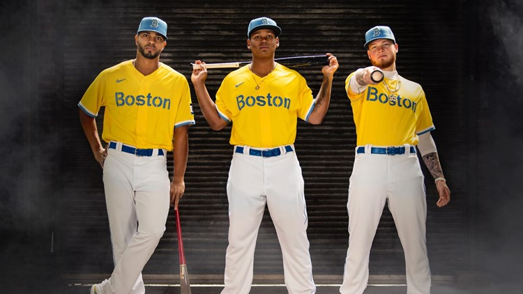 Boston Red Sox to get new look for Patriots Day