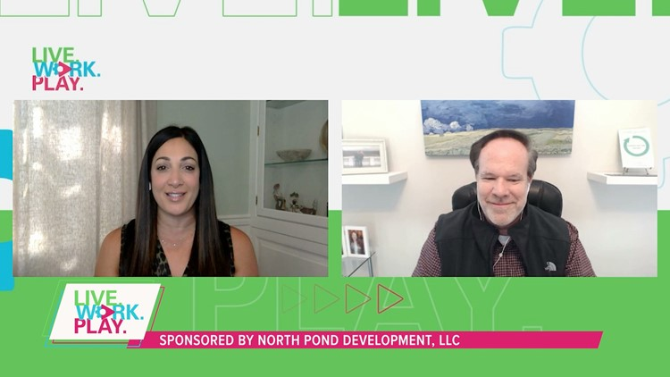 Searching for a new home? Check out North Pond on Live. Work. Play.