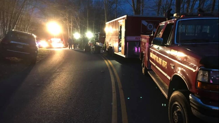 Middlebury FD: search for missing kayaker will resume in daylight