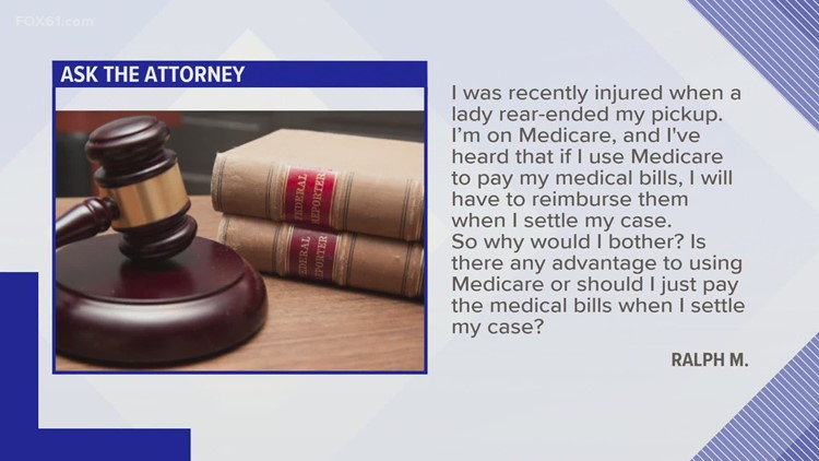 Ask the Attorney: Medicare following crash