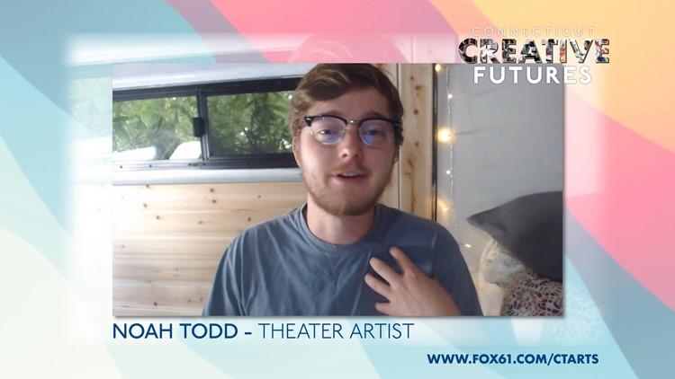 Meet Theater and Musical Artist Noah Todd