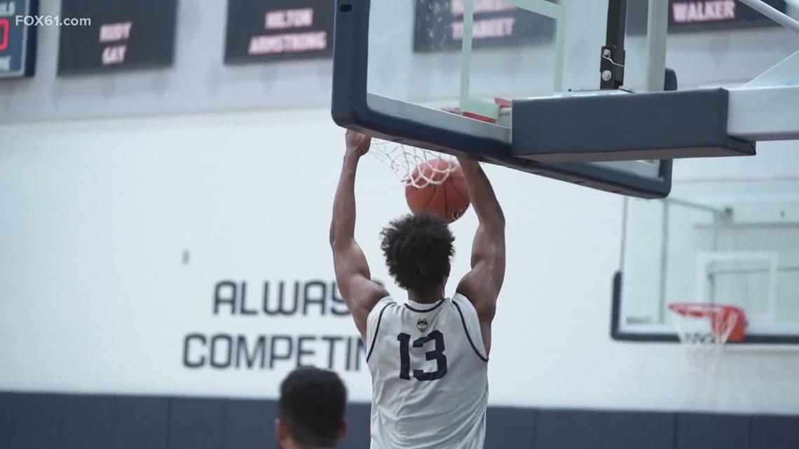 UConn men's basketball returns to Big East hosting St. John's