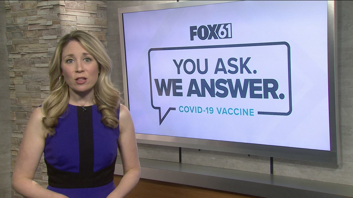 You ask. We Answer. | Are 16 and 17-year-olds able to get the vaccine without parents' permission?