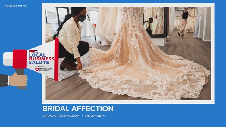 Local Business Salute: Bridal Affection