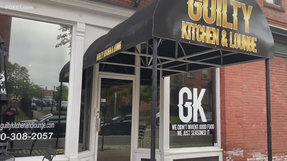 Black Business Month Spotlight: Guilty Kitchen & Lounge in Hartford