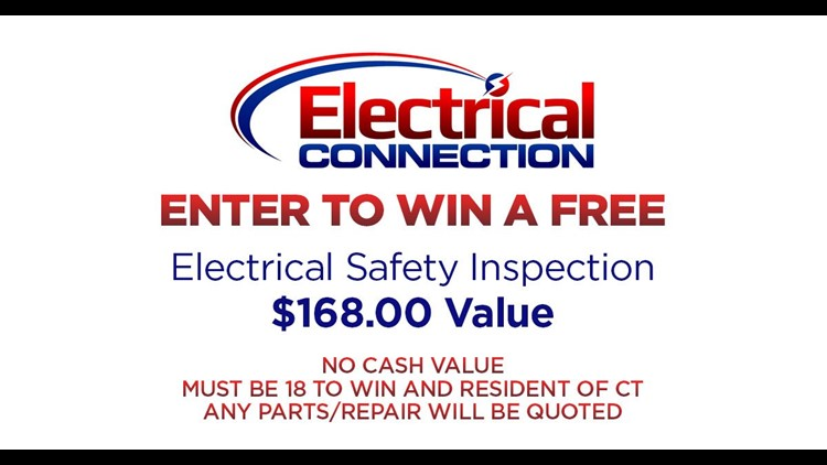 Enter to win an electrical safety inspection