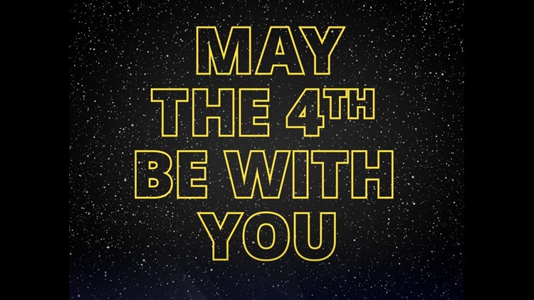 May The 4th Some Starwarsday Memes From Ct And From Far Far Away Fox61 Com