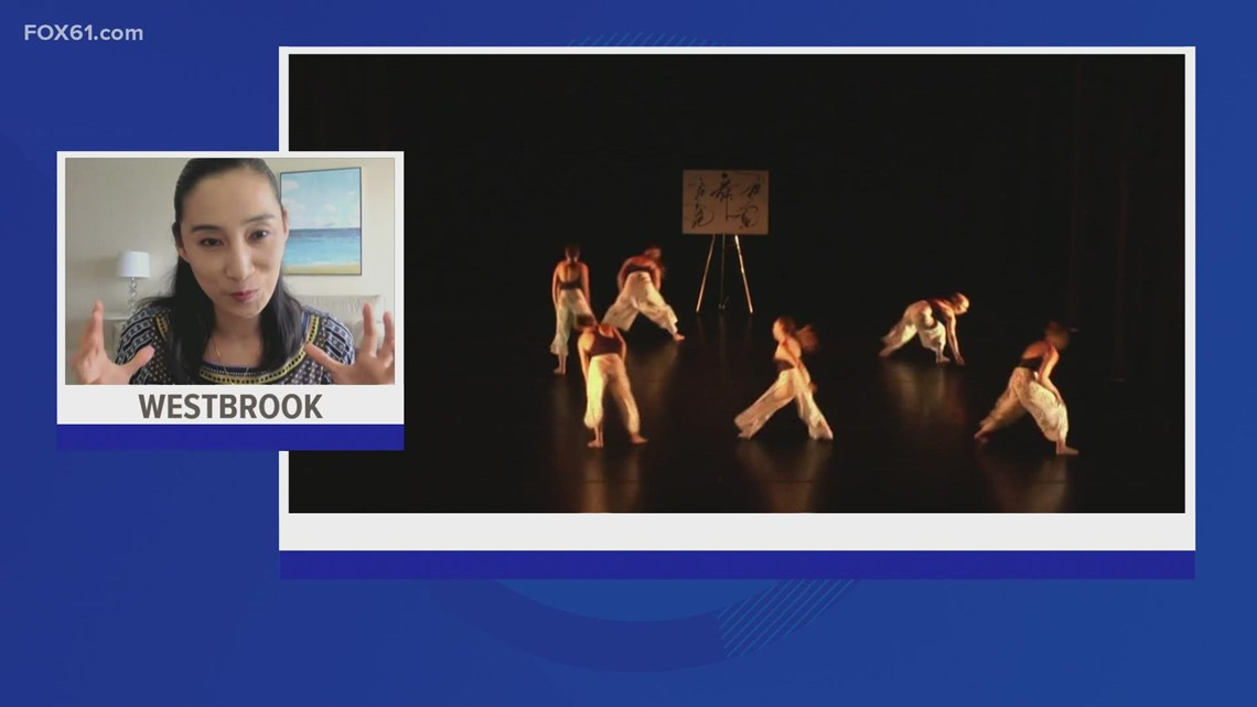 Connecticut Creative Futures: Choreographer Lorelei Chang