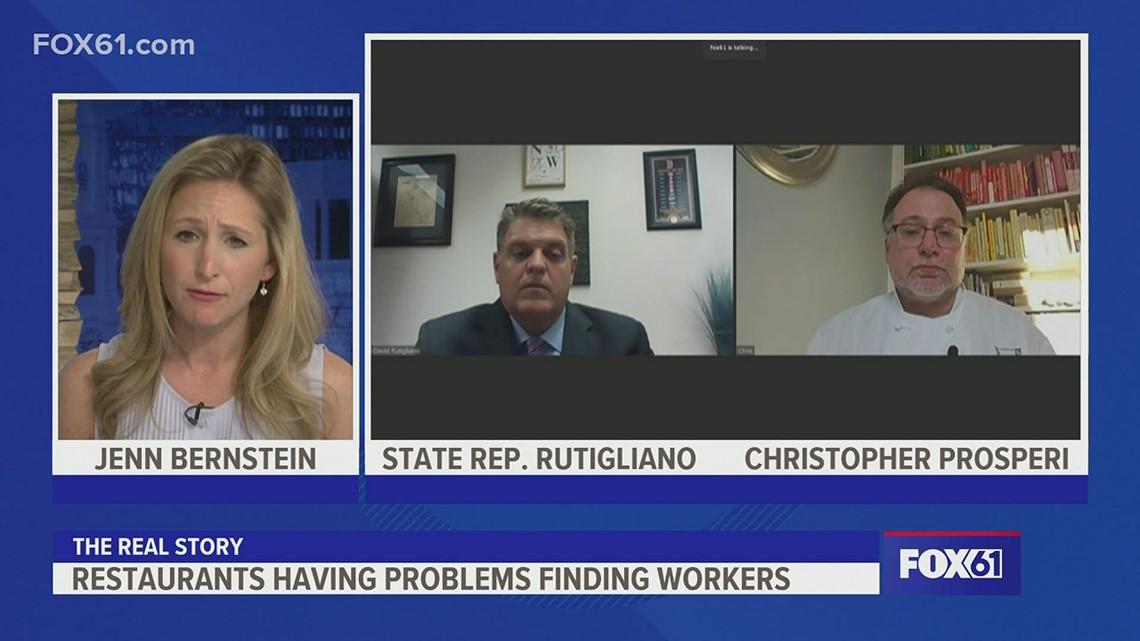 The Real Story | State Representative David Rutigliano and Metro Bis Owner Chris Prosperi