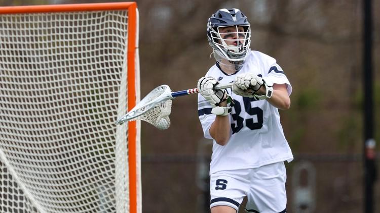 Staples senior named Northeast high school 'Player of the Week' by US Lacrosse mag
