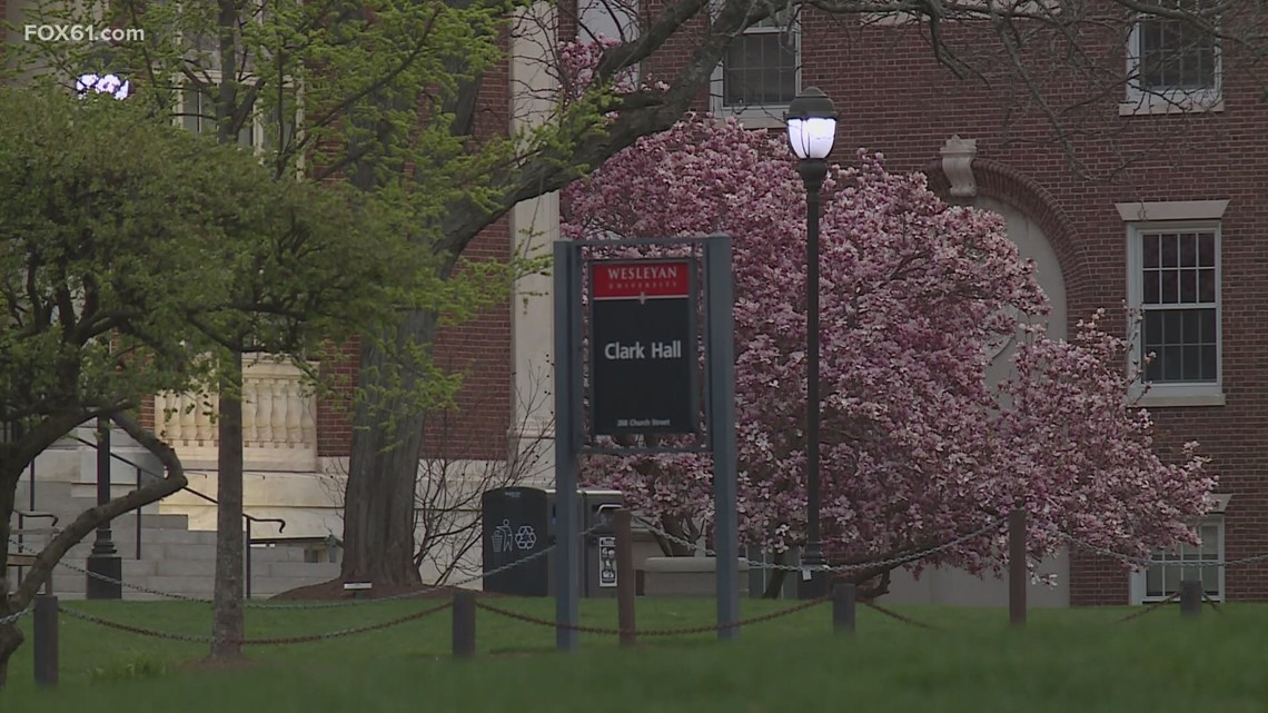 Wesleyan University students react to COVID-19 vaccine requirement for fall