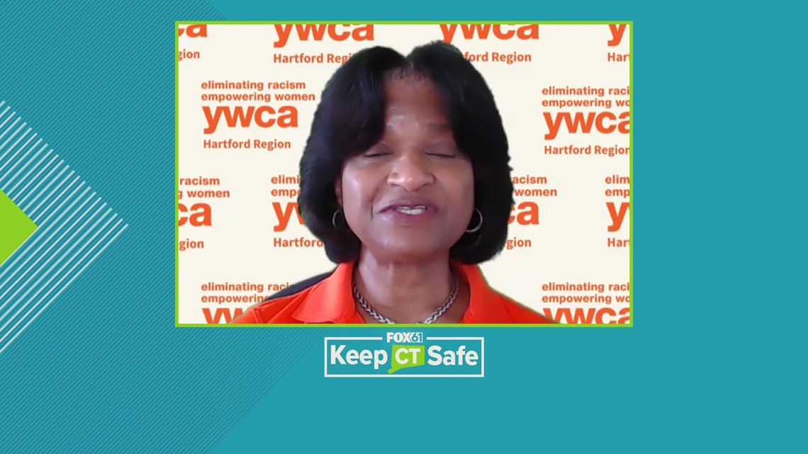 Keep CT Safe | Adrienne W. Cochrane from YWCA Hartford Region