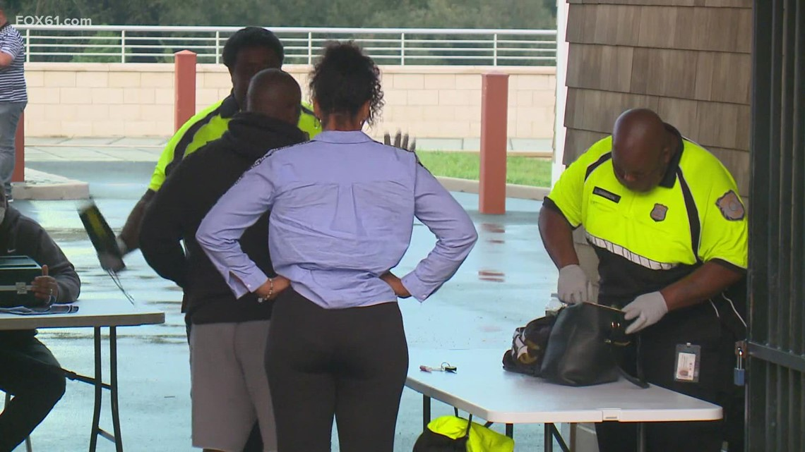 New safety policy at high school football games in New Haven