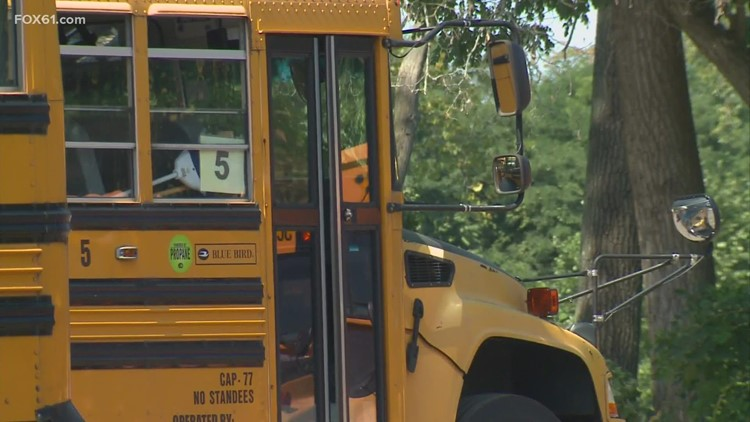 Mother speaks out after 5-year-old Shelton boy was let off school bus at wrong stop