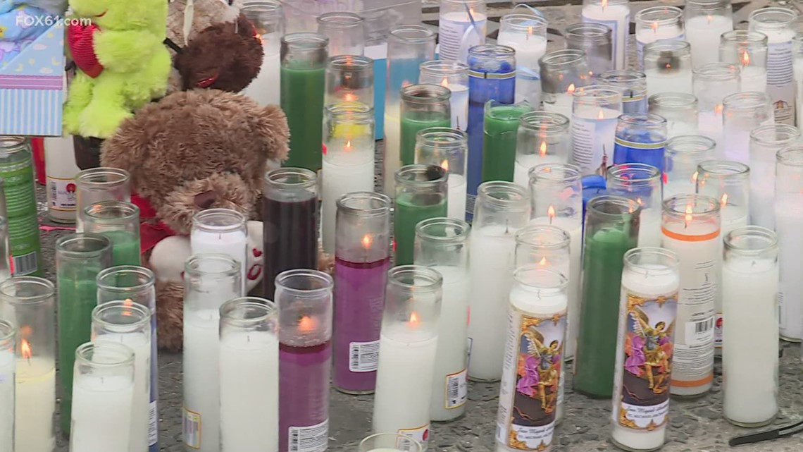 Hartford community mourns two lives snuffed out by violence